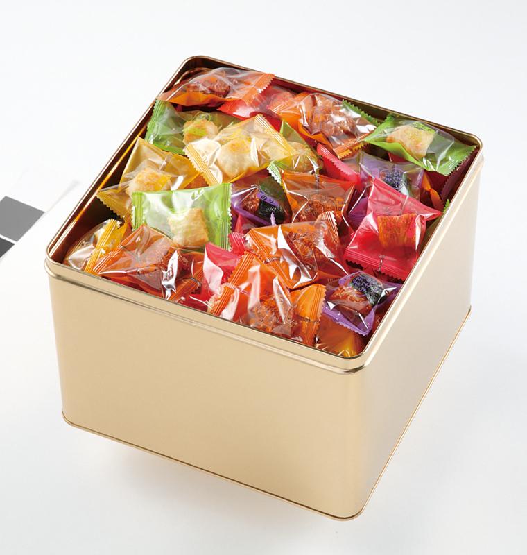 亀田 おもちだま ゴールド缶 おもちだまG【お中元2018】