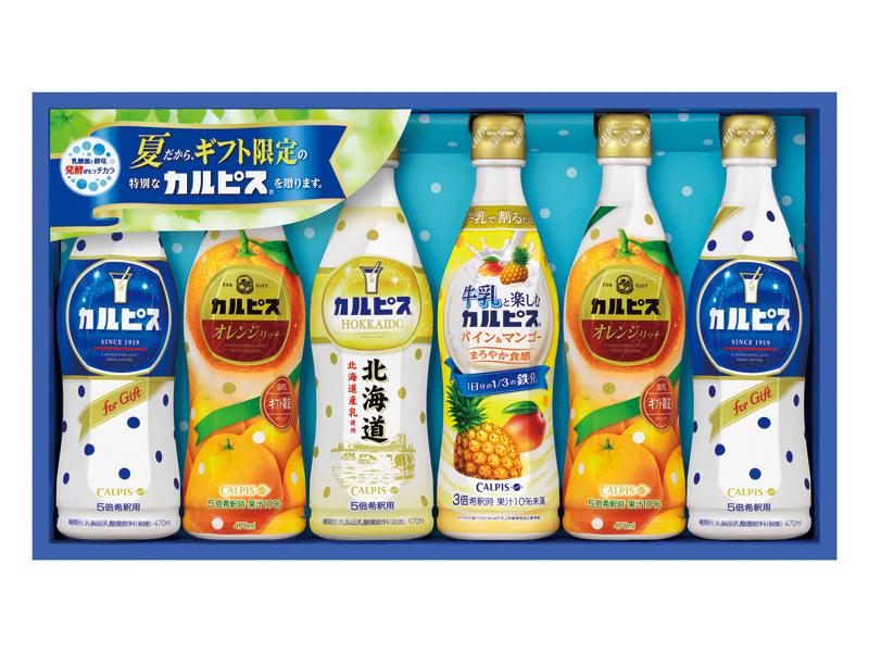 カルピスギフト(6本) CR30【お中元2018】