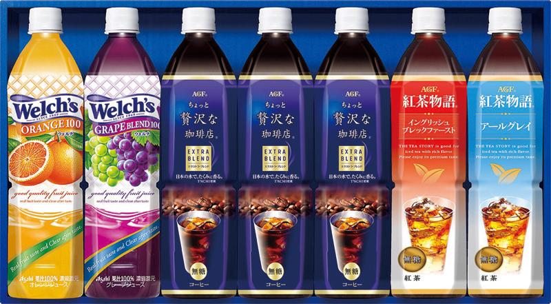 AGF ファミリー飲料ギフト(7本) LR-30【お中元2018】