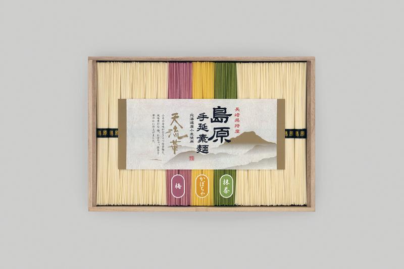 島原手延素麺 「天流華」 36束 K-50【お中元2018】