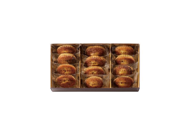 シーキューブ 焼きティラミス(12個)